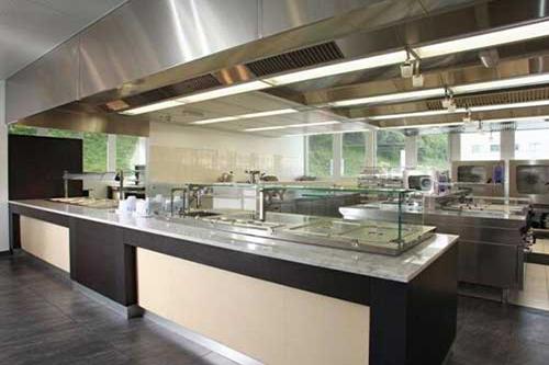怎么做好饭店厨房设备的合理规划布局?
