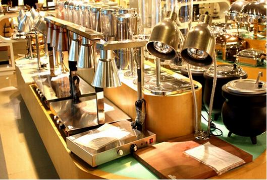 商用厨房设备要选择什么样的材质呢?
