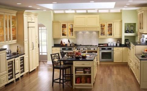 分享厨房设计的小技巧